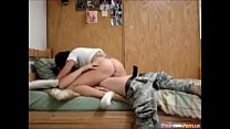 amateur wife welcomes husband from war Preview