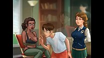 Diane Milk Delivery | Summertime Saga version 0.17.5 video