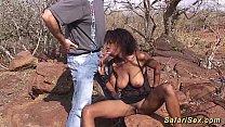 african safari babe backseat fucked | Fat Titties thumbnail