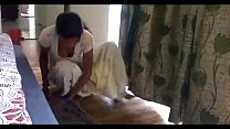 Desi Maid Cleavage show during mopping pornhub video