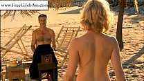 Gretchen Mol hot in bikini from The Memory Keeper video