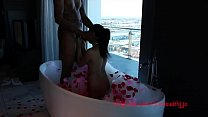 romantic set up asian gets fucked and sucks cum out of abc - 9Club.Top