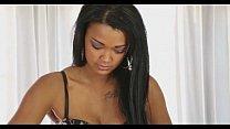 Stunning black girl hot sucking preview image