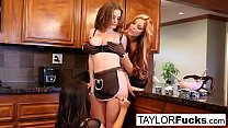 Jayden Cole, Taylor Vixen, and Emily Addison have some fun Preview