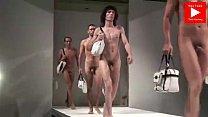 Naked guys on fashion show thumbnail