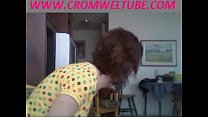 Mom catches daughter sucking cock on webcam  - WWW.CROMWELTUBE.COM Thumbnail