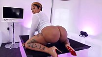Bunz4Ever Nude Dance and Twerk Video, Big Black...