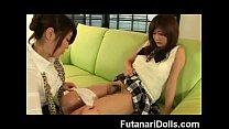 Futanari Teen Photoshoot!