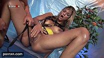 PORNXN Klarisa Leone is one BDSM rough slut preview image
