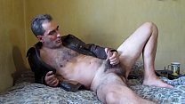 Sexy hairy gay otter shows off on cam - BestGayCams.xyz thumbnail