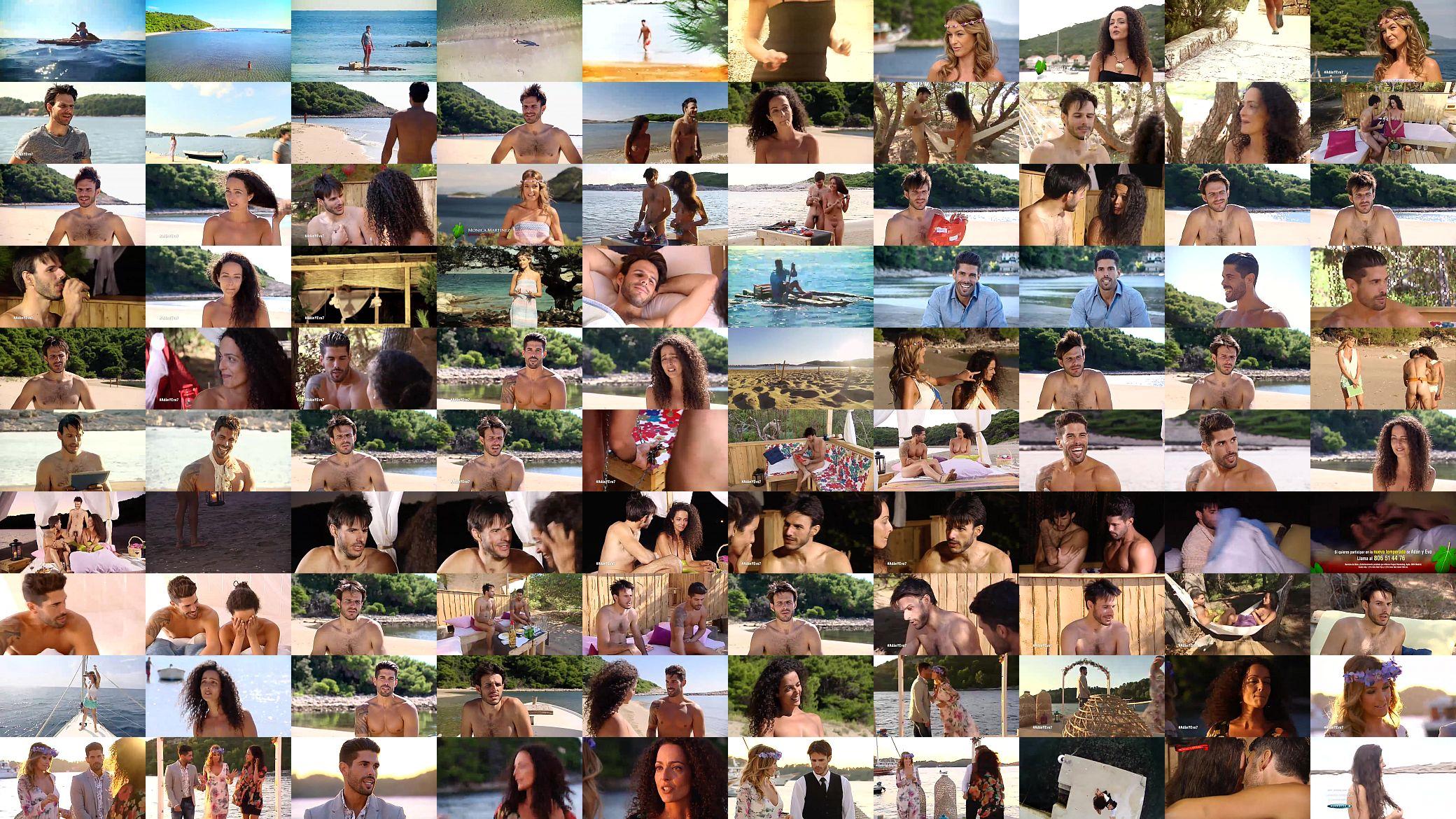 Adan Y Eva 1X10 Porn adan y eva capitulo siete - xvideos