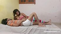 Indian Cousin sister In Jegging Rubbing Her wet...