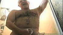Sergies Morning Shower And Jerk Off