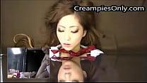 Japanese Girl Creampied