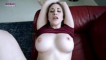 Fucking My Step Mom With Huge Boobs While She I