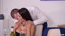 Voluptuous Sensation: Leggy Latina Milf Poked i...