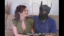 11948 Naughty Wife With Submissive Hubby preview