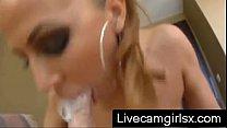 Drooling Deepthroat - Deepthroatcam.com video