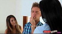 India Summer and Eva Lovia nasty 3way Vorschaubild