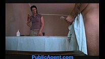 PublicAgent Fucking the Masseur MILF video