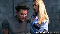 Brazzers - Big Tits In Uniform - Pop on the Cop scene starring Brynn Tyler & Nacho Vidal