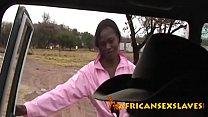 Sweet African Chick In An Interracial Blowjob Safaril1-2-2 Vorschaubild
