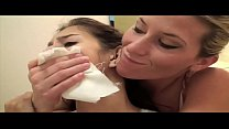 Lesbian Drugged A Beautiful Straight Babe www.F... thumb