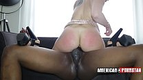 Mandy Muse get her Ass filled with Rob Piper's Monster Meat and Cum صورة