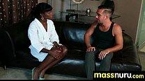 Lucky Client gets a Full Service Massage 22 pornhub video
