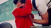 Brazzers - Big Tits at School -  Desperate For V-Day Dick scene starring Brandi Love and Lucas Frost thumbnail
