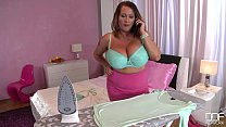 DDF Busty-Big Titty Boss lady Ass fucked and moans like an Animal thumbnail
