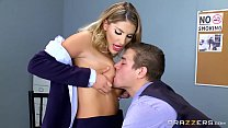 Brazzers - August Ames - Big Tits at Work pornhub video