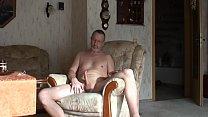 Wichsen im Sessel 06