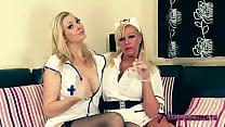 Shebang.TV - Two horny nurses always ready to help Vorschaubild