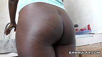Amateur Interracial POV Doggystyle And Creampie