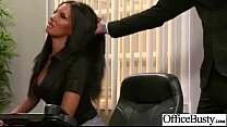 (elicia solis) Worker Girl With Big Round Tits Have Sex In Office video-18