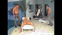 Pool-Jungs Fickt Fette Blonde