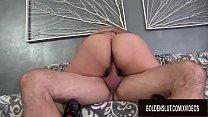 Fat Brunette Teen Raven XXX Pleasures an Older Man with Mouth and Pussy Vorschaubild