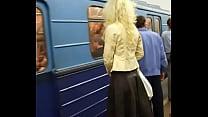 รถไฟมหาเสน่ห์เบียดกันจนเงี่ยนเห็นแล้วก็เสียว พากันมาล่อกันต่อที่ห้องพักแตกกระจาย