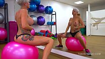 Download video bokep Erotic fitness classes by Tanya Virago (music v... 3gp terbaru