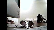 Kim Traviesa En La Oficina De Pedro Cisneros.jpg