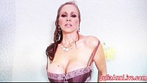 Julia Ann Gets Soaking Wet! pornhub video