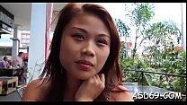 Wet thai slut enjoys a big 10-pounder pornhub video