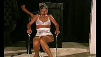 Nasty scenes of sadomasochism domination with non-professional woman