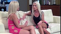 diana doll milf  scissoring with first timer h first timer