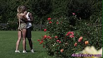 Anal loving eurobabe interracial fucked image