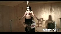 Perverted fetish play leads to wicked tit torture xxx moments