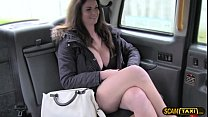 Perky tits chick gets pounded hard by a giganti...