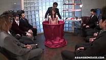 Rina Serizawa is at disposal to kinky men all night