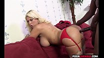 Cuckold watching Hotwife Bridgette B getting bl...